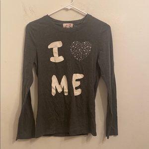 Love Me Long Sleeve Shirt